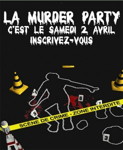 murder party saillans 2 avril